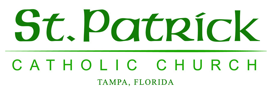 High School Youth Ministry – St  Patrick Catholic Church